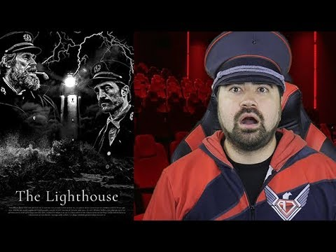AngryJoeShow - The lighthouse angry movie review