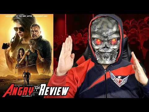 AngryJoeShow - Terminator: dark fate - angry review [no-spoilers!]