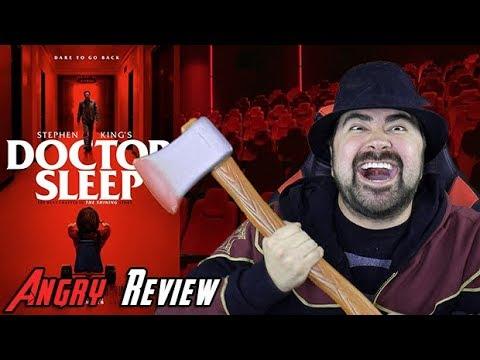 AngryJoeShow - Doctor sleep angry movie review