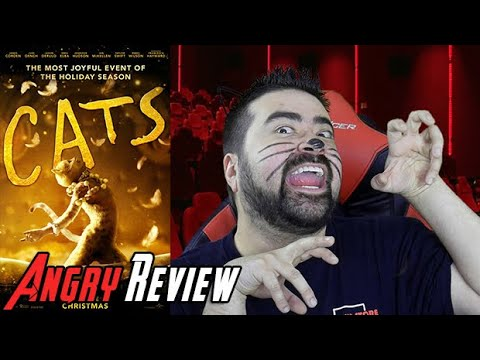 AngryJoeShow - Cats angry movie review