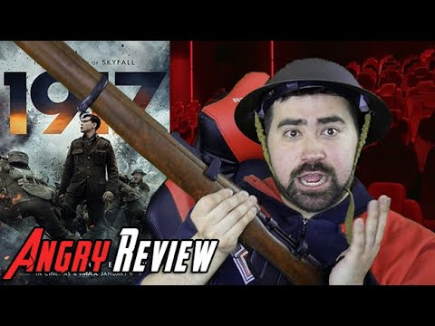 AngryJoeShow - 1917 - angry movie review