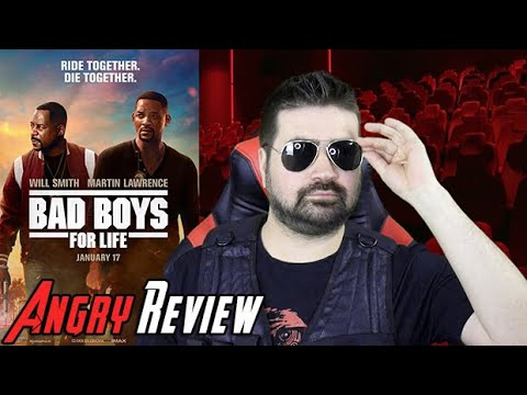 AngryJoeShow - Bad boys for life - angry movie review