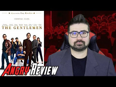 AngryJoeShow - The gentlemen angry movie review