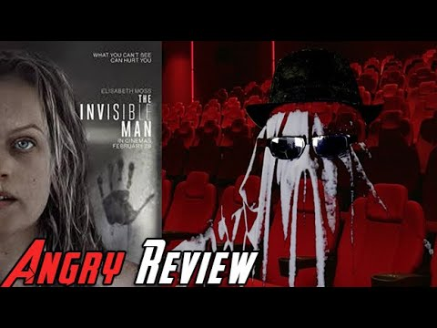 AngryJoeShow - The invisible man - angry review