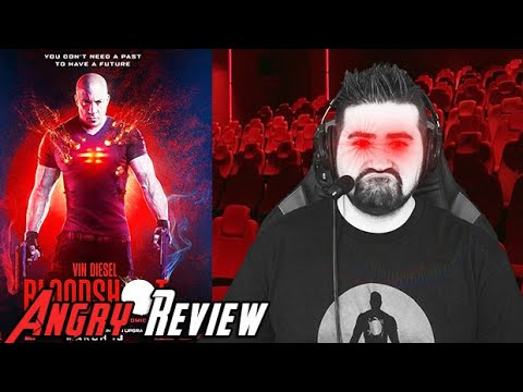 AngryJoeShow - Bloodshot angry movie review