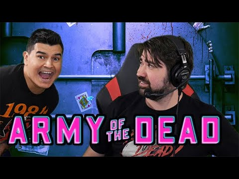 AngryJoeShow - Army of the dead - angry movie review
