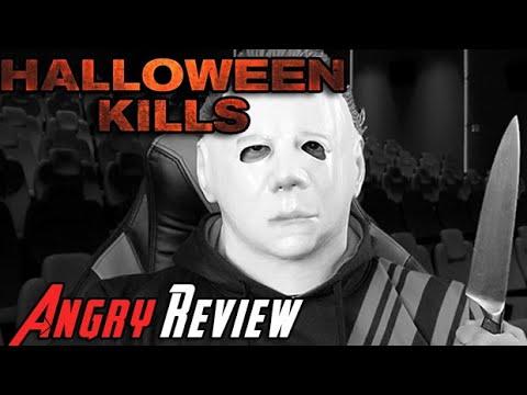 AngryJoeShow - Halloween kills - angry movie review