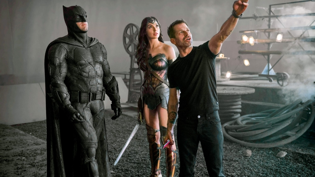 Eindelijk duidelijkheid over de Nederlandse release van 'Zack Snyder's Justice League' - FilmTotaal