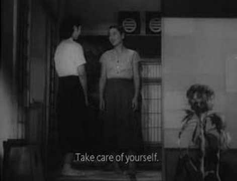 Tokyo Story (1953) video/trailer