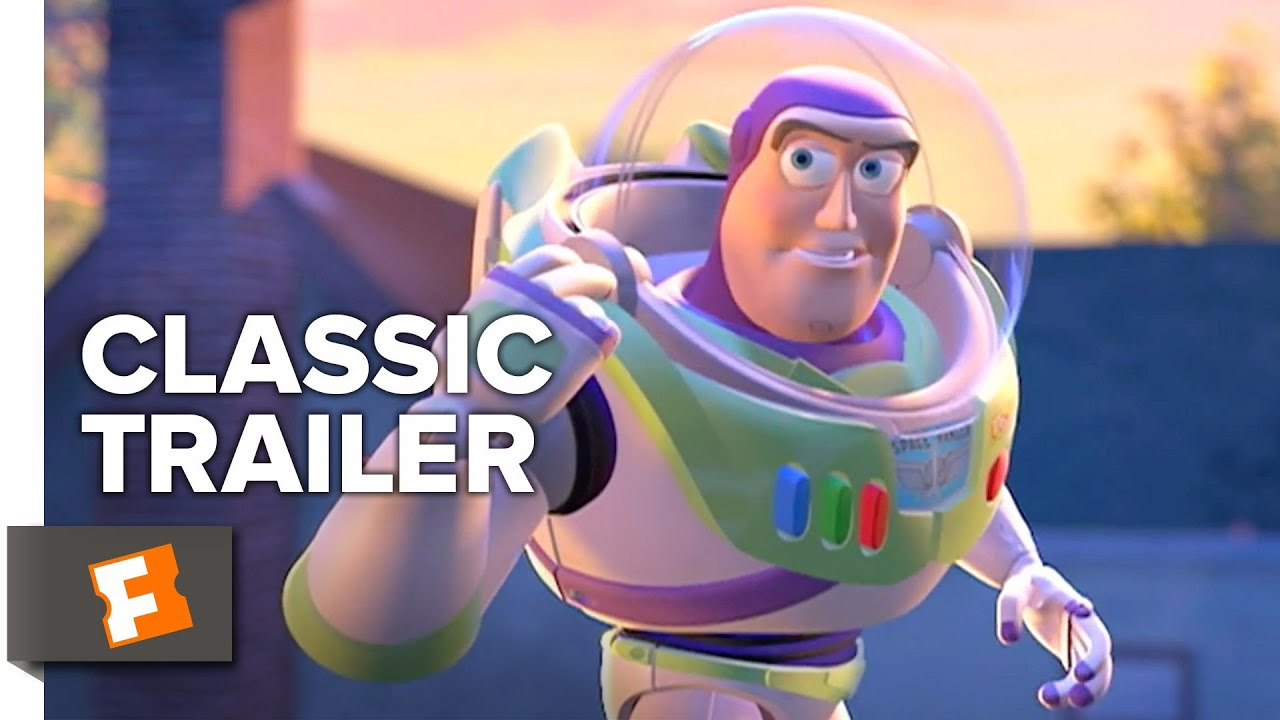 Toy Story 2 (1999) video/trailer