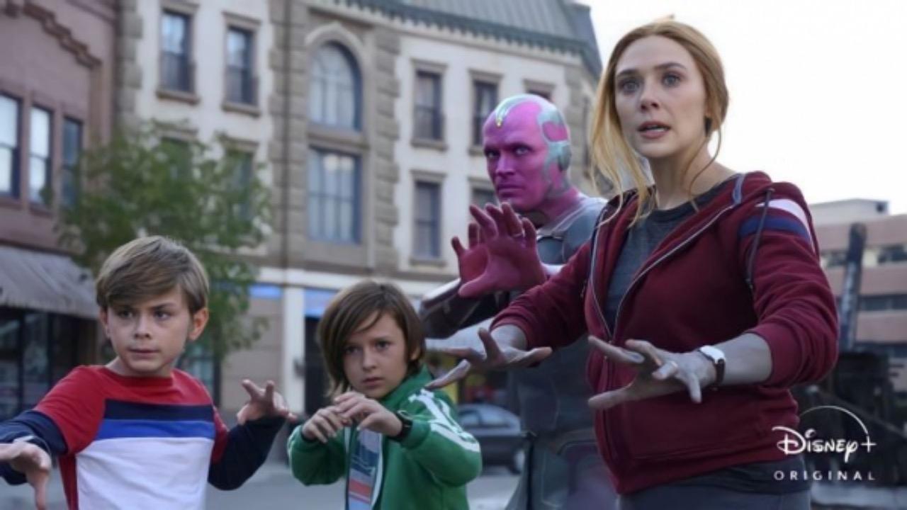'WandaVision' zet drie films en series op in het MCU - FilmTotaal