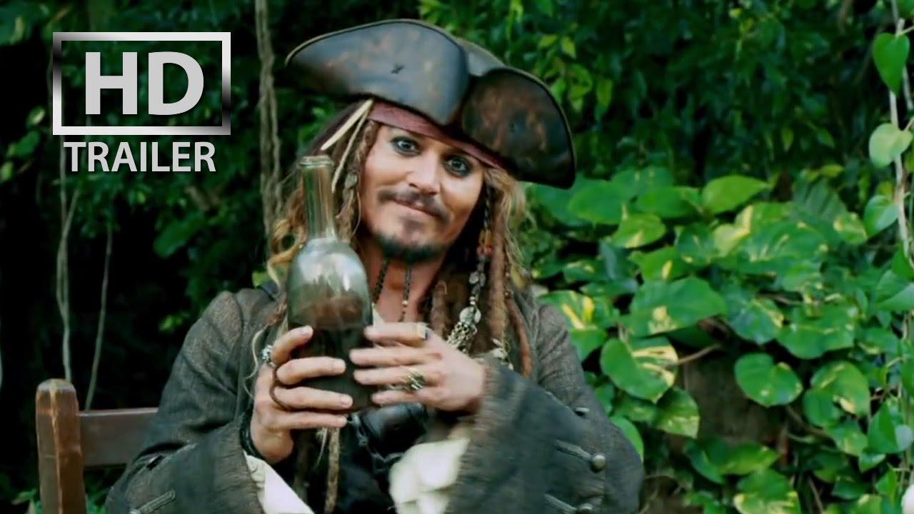 Pirates of the Caribbean: On Stranger Tides (2011) video/trailer