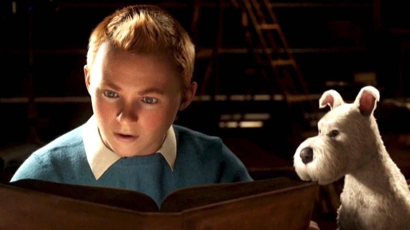 The Adventures of Tintin (2011) video/trailer