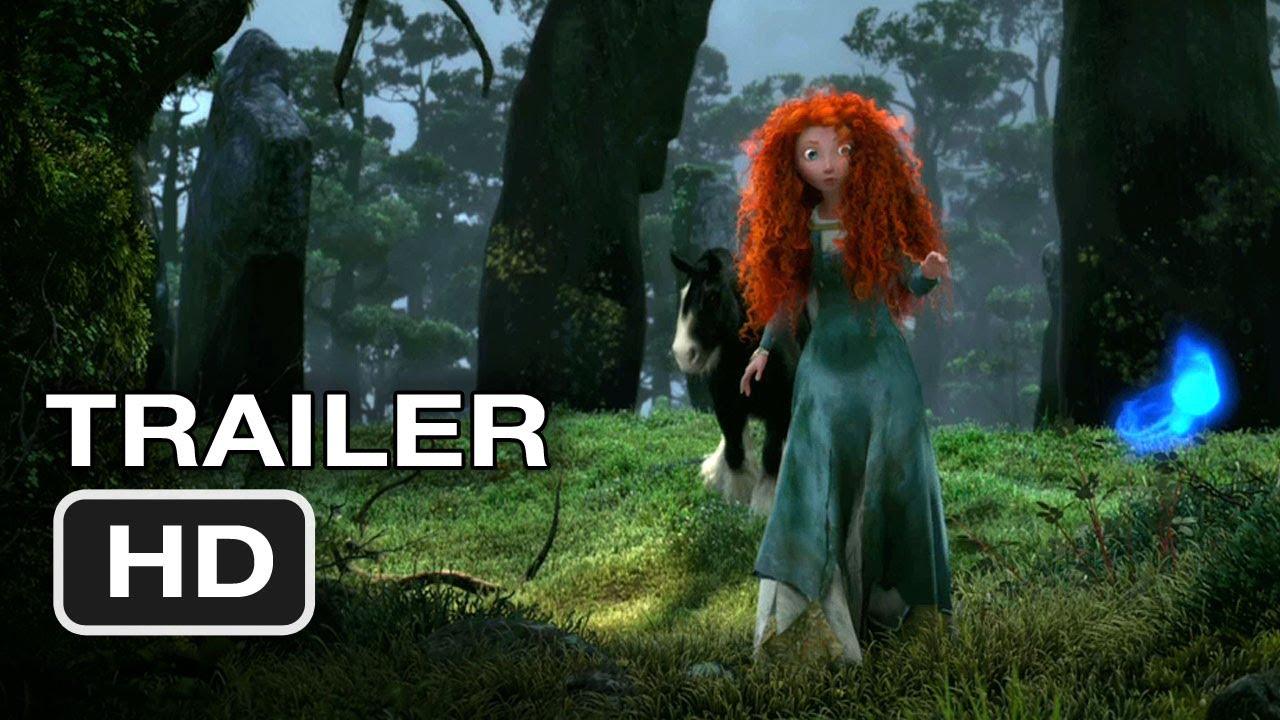 Brave (2012) video/trailer
