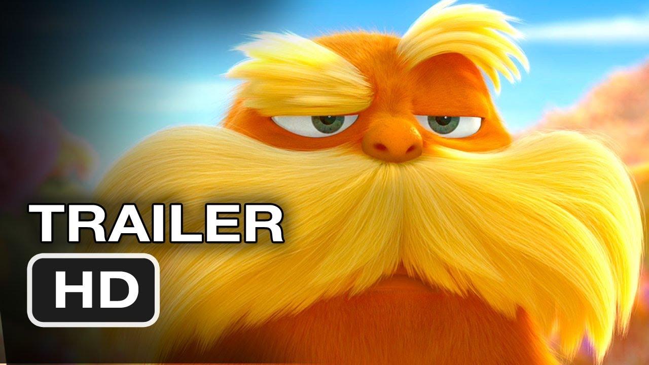 The Lorax (2012) video/trailer
