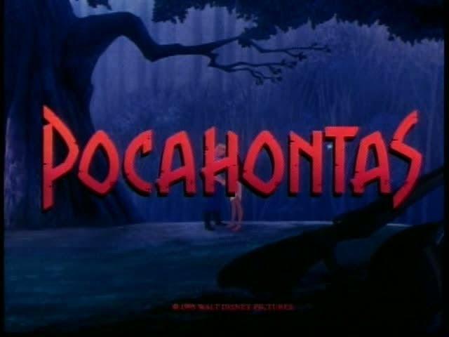 Pocahontas (1995) video/trailer