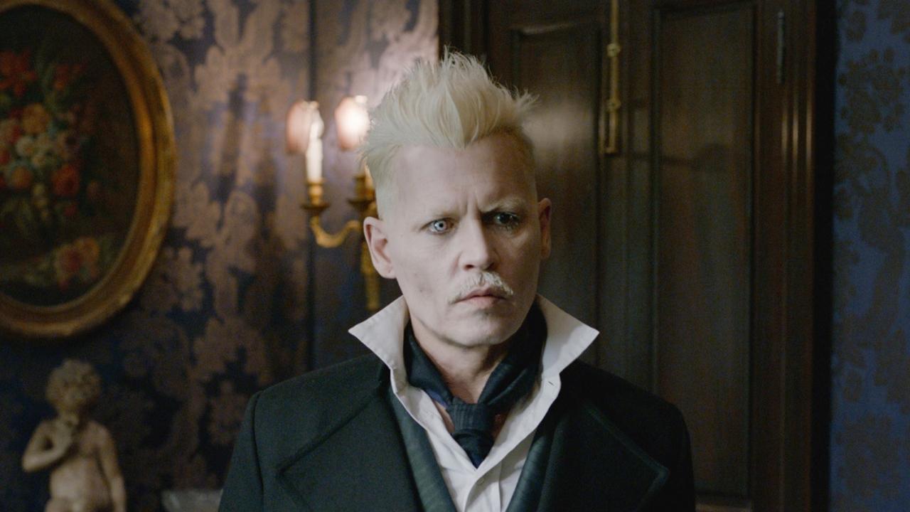 Warner Bros. Johnny Depp may be jumping from & # 39; Fantastic ...