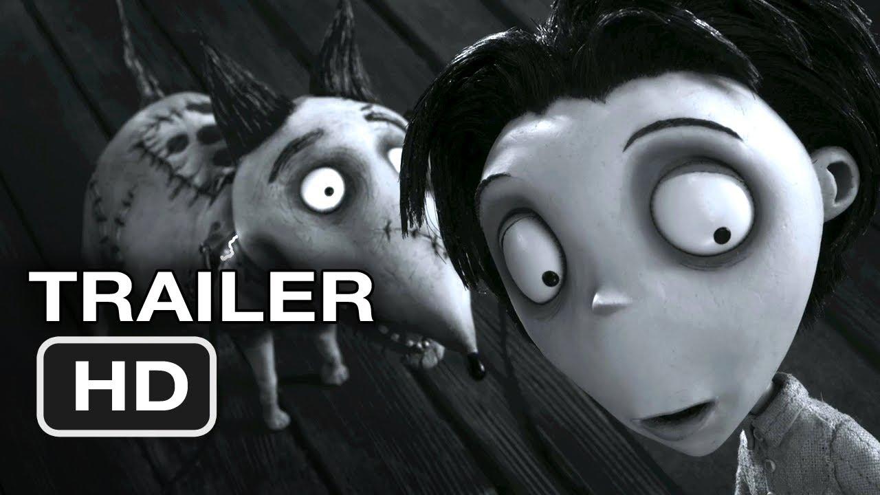 Frankenweenie (2012) video/trailer