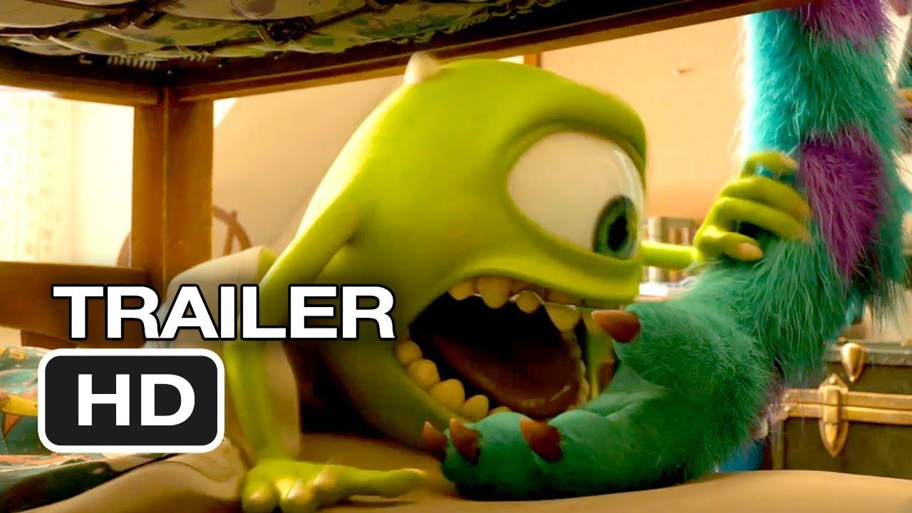Monsters University (2013) video/trailer