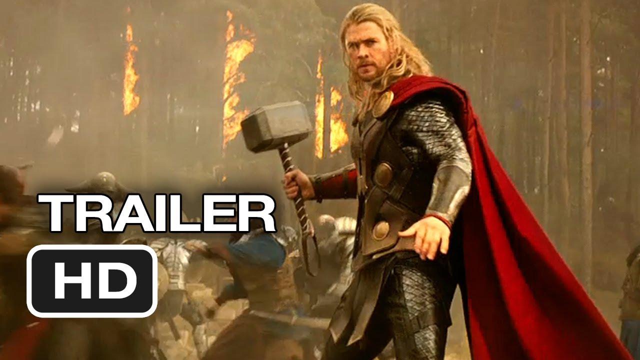 Thor: The Dark World (2013) video/trailer