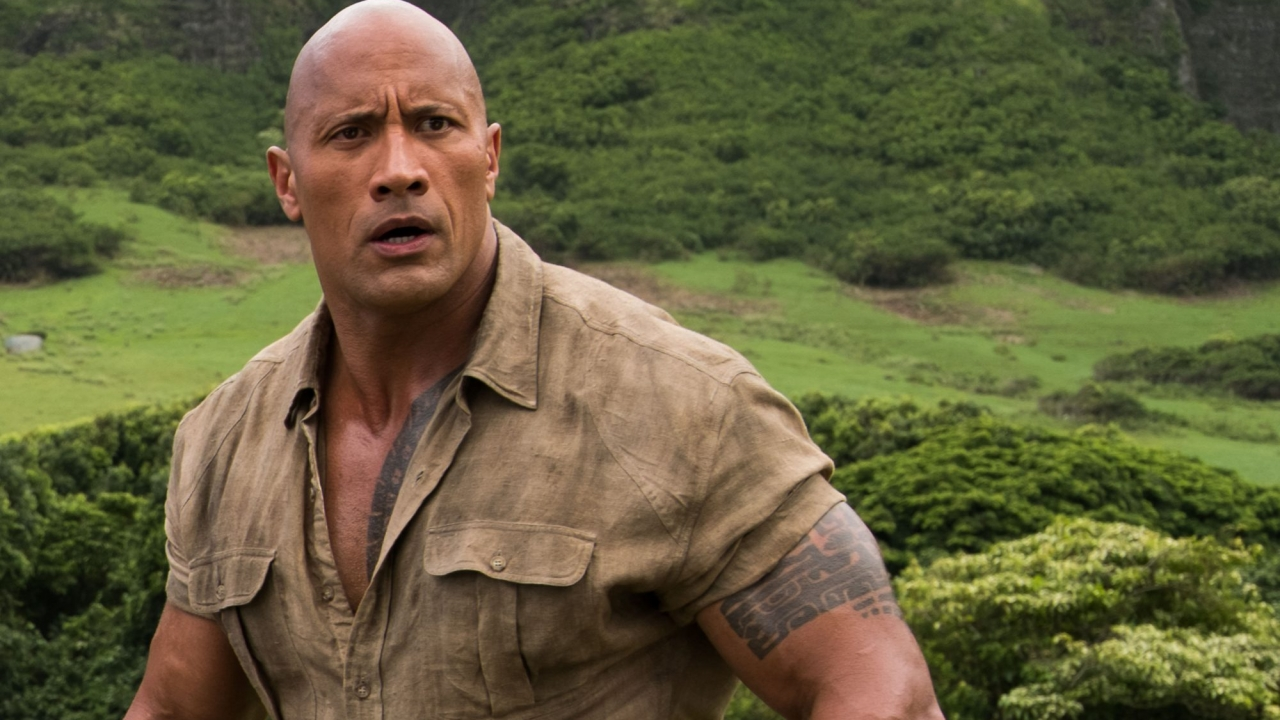 Wordt wayne 'The Rock' Johnson de opvolger van Joe Biden? - FilmTotaal