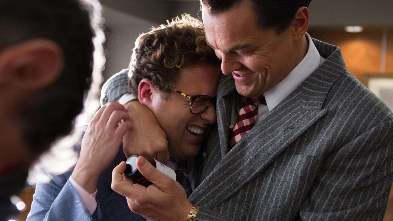 Jonah Hill vond grap van Leonardo DiCaprio geslaagd