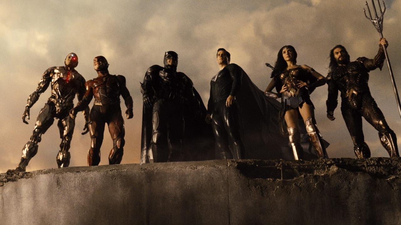 Exacte speelduur en openingsscène voor 'Zack Snyder's Justice League' - FilmTotaal