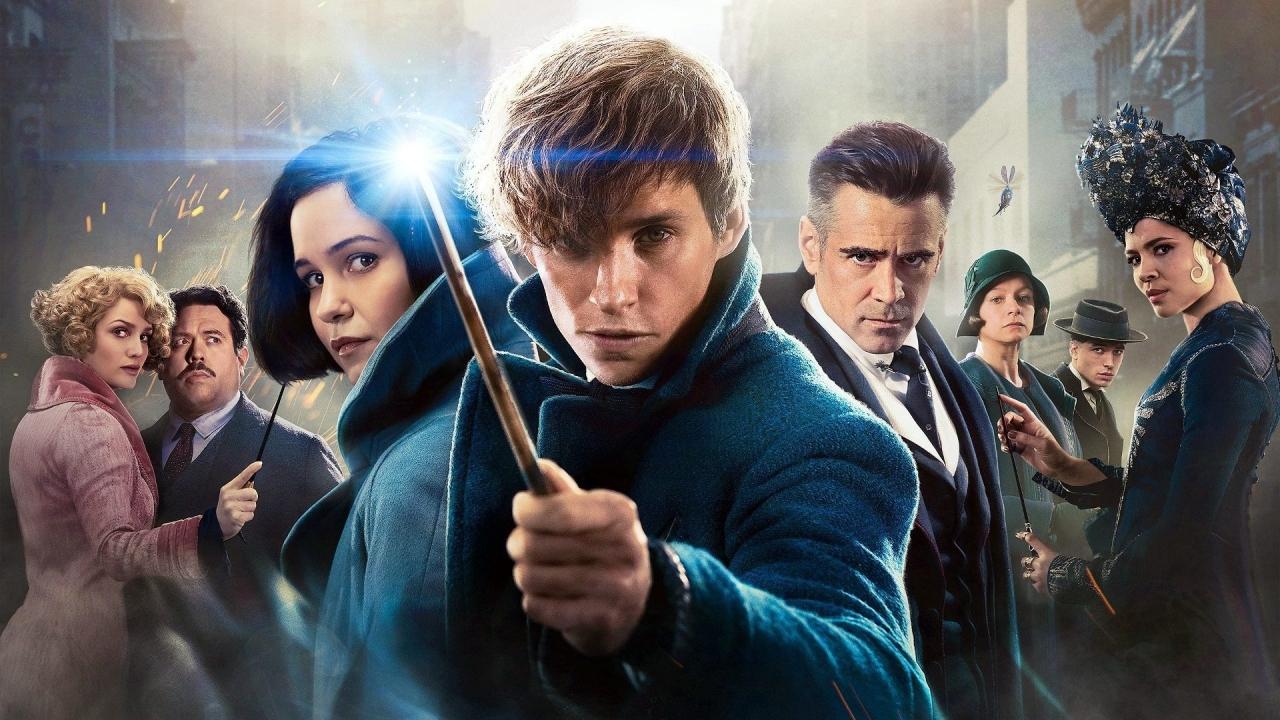 'Fantastic Beasts'-reeks stopt mogelijk eerder dan verwacht - FilmTotaal