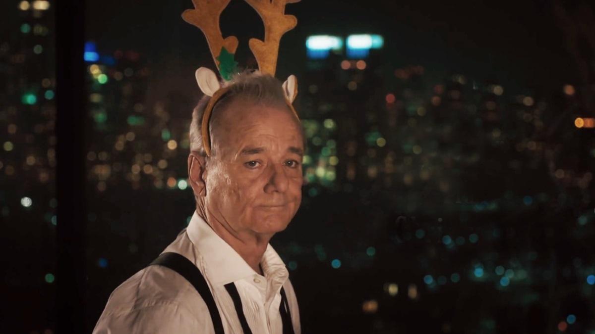 Vier ook een 'Very Murray Christmas' met prachtige trailer