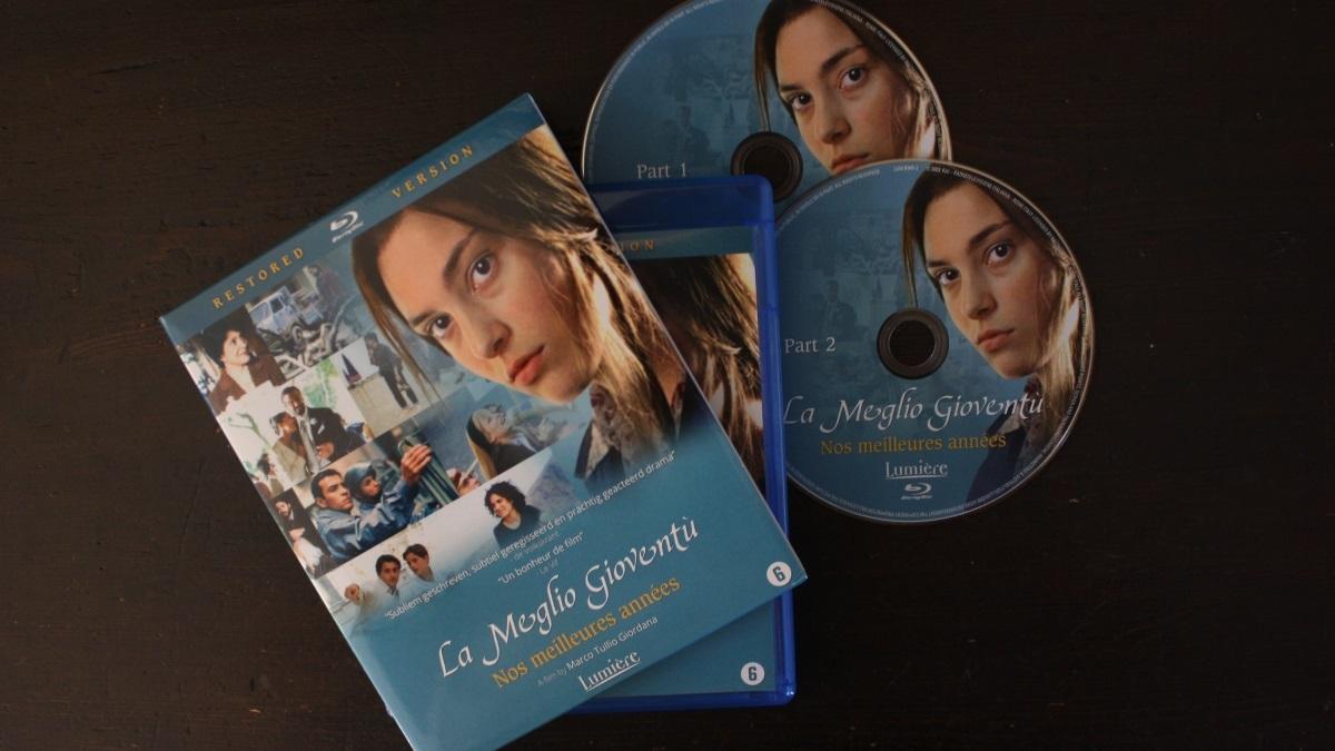 Blu-ray recensie: 'La Meglio Gioventù'