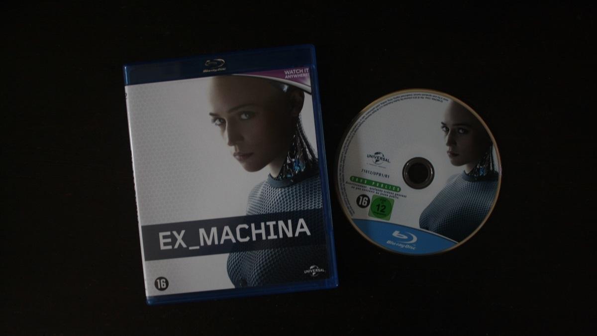 Blu-ray recensie: 'Ex_Machina'