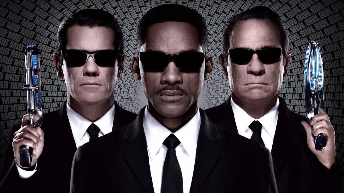 Nieuwe 'Men in Black'-trilogie op komst