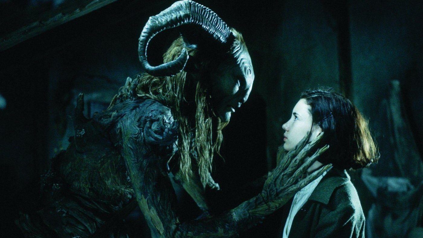TV tip: 'Pan's Labyrinth'