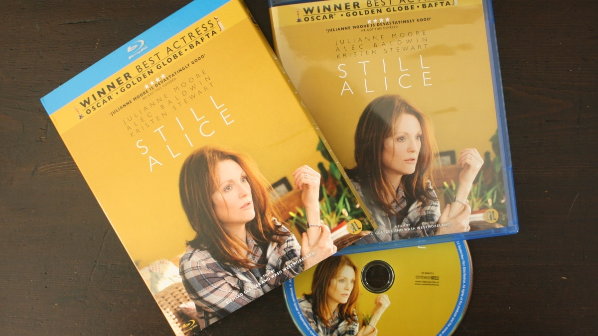 Blu-ray recensie: 'Still Alice'