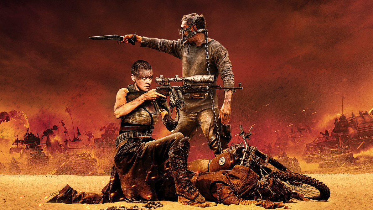'Mad Max: Fury Road' favoriete kaskraker (tot op heden)