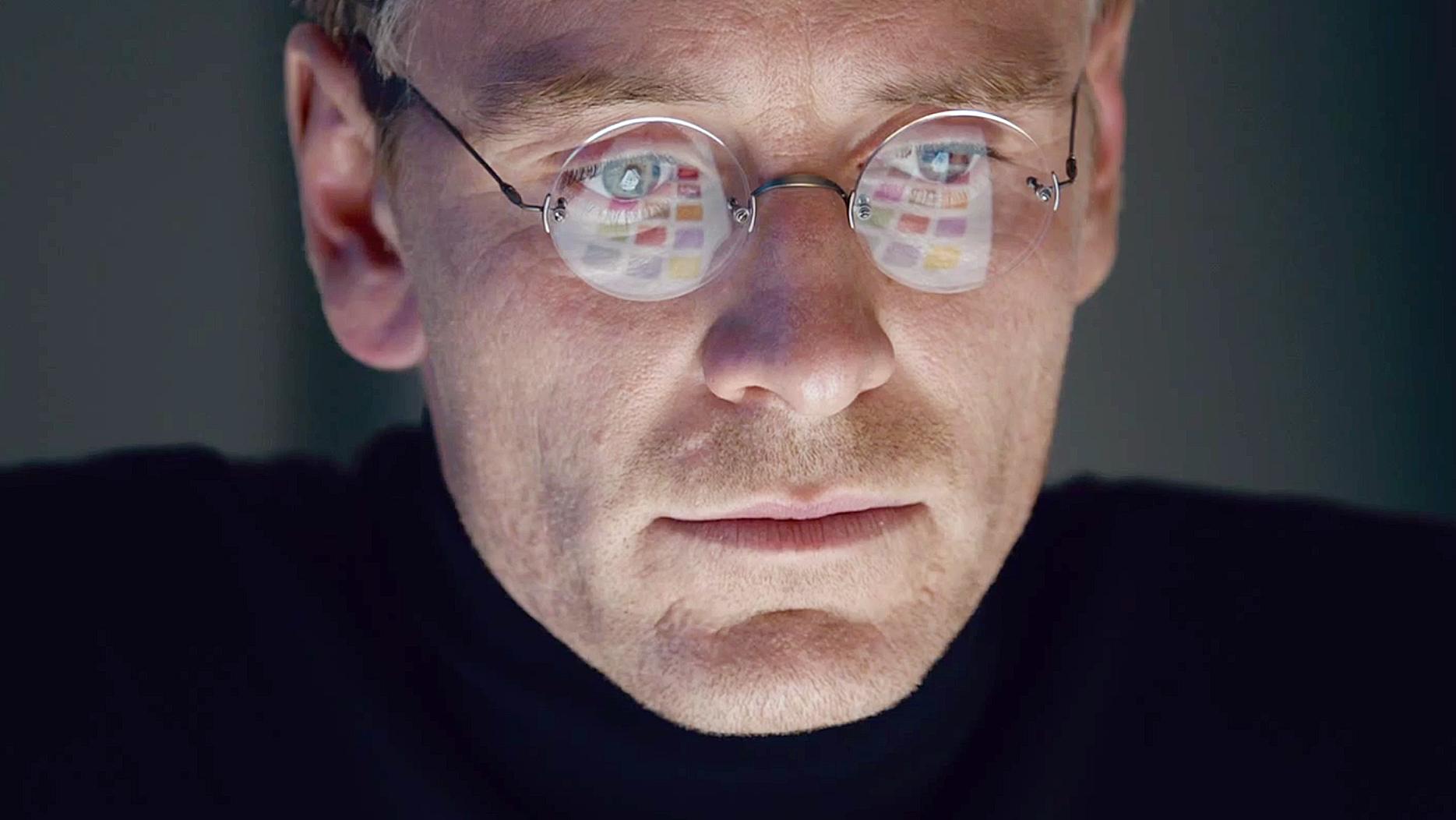 Eerste tv-spot 'Steve Jobs' met Michael Fassbender