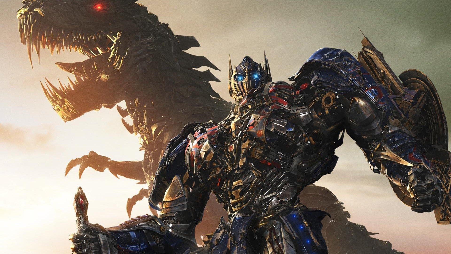 'Transformers 5': Optimus Prime de ruimte in en Dinobots keren terug