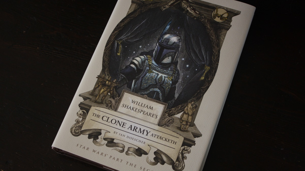 Fraai boek - William Shakespeare's The Clone Army Attacketh