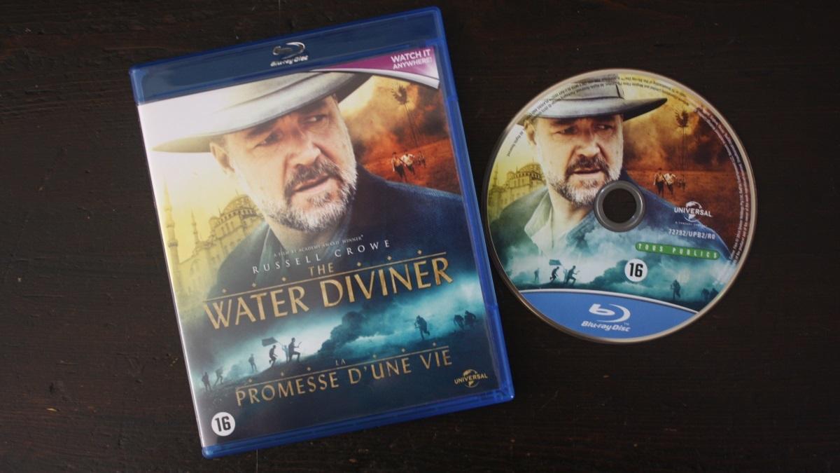 Blu-ray recensie: 'The Water Diviner'