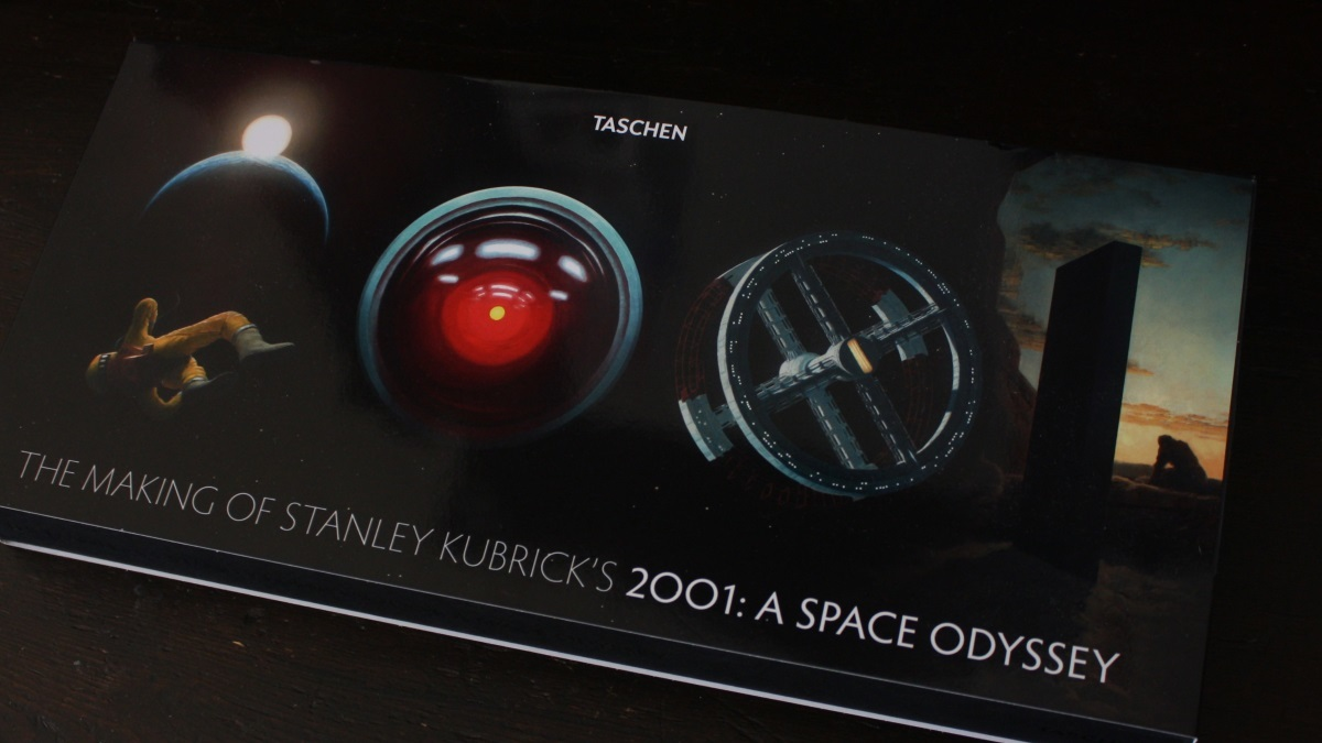 Fraai boek - The Making of Stanley Kubrick's 2001: A Space Odyssey