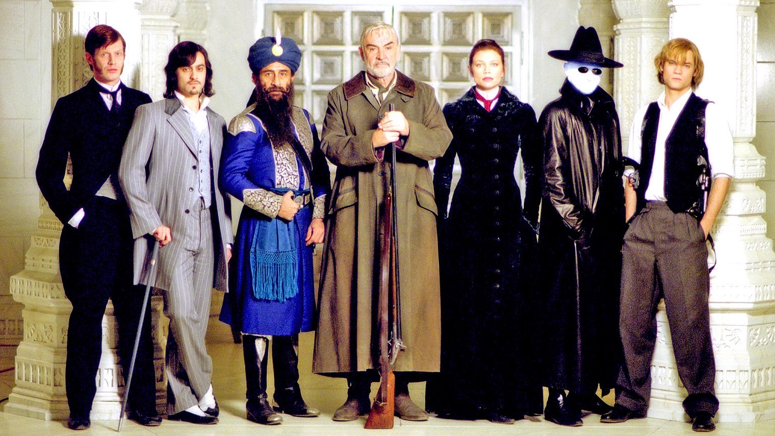Is 'The League of Extraordinary Gentlemen'-reboot vrouwgericht?