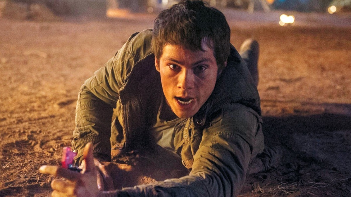 Twee TV-spots 'The Maze Runner: Scorch Trials'