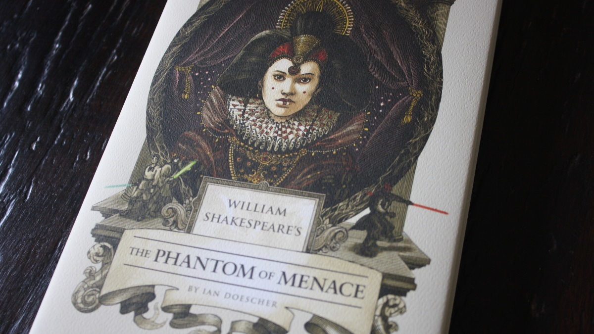 Fraai boek - William Shakespeare's The Phantom Menace