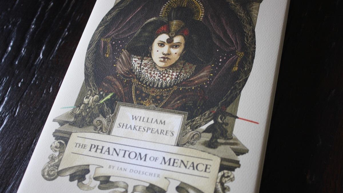 Fraai boek - William Shakespeare's The Phantom Menace