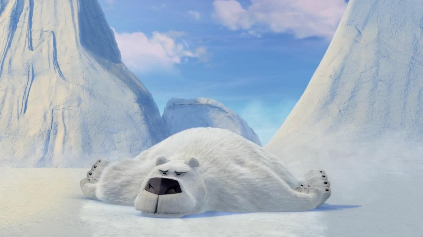 Eerste trailer animatiefilm 'Norm of the North' met Rob Schneider