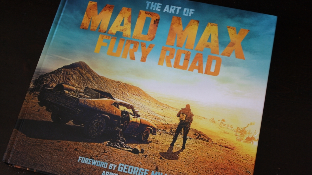 Fraai boek - The Art of Mad Max: Fury Road