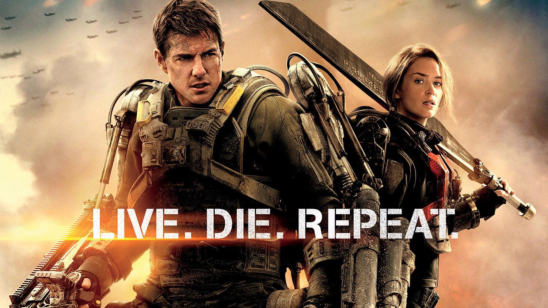 Tweede 'Edge of Tomorrow' al op netvlies Tom Cruise