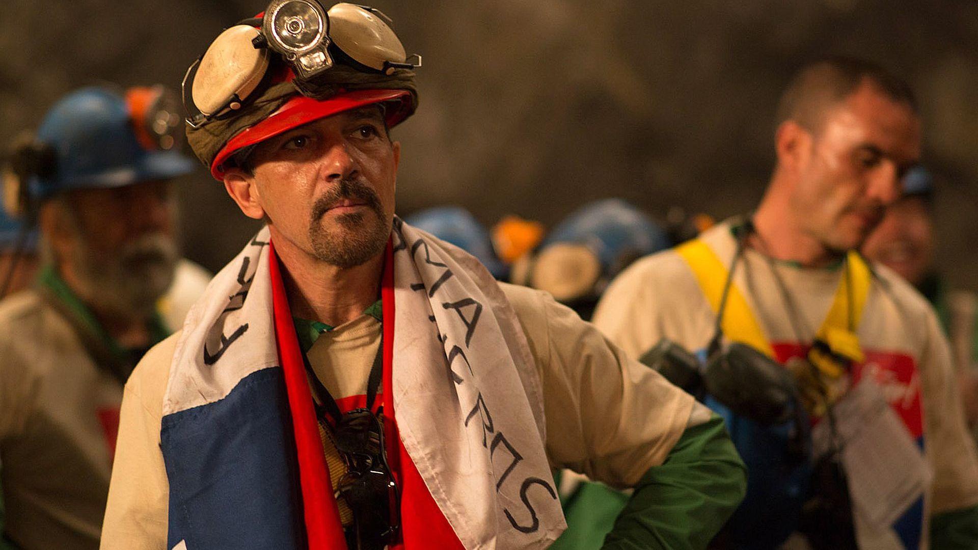 Eerste trailer en foto's mijnwerkersdrama 'The 33'