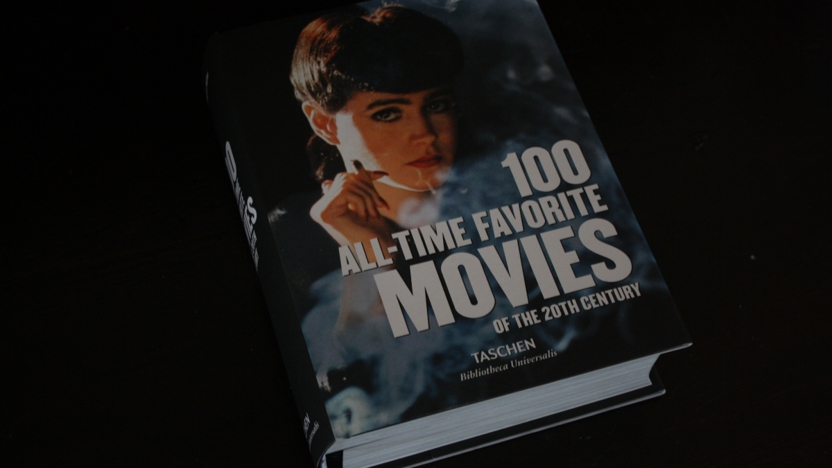 Fraai boek - 100 All-Time Favorite Movies of the 20th Century