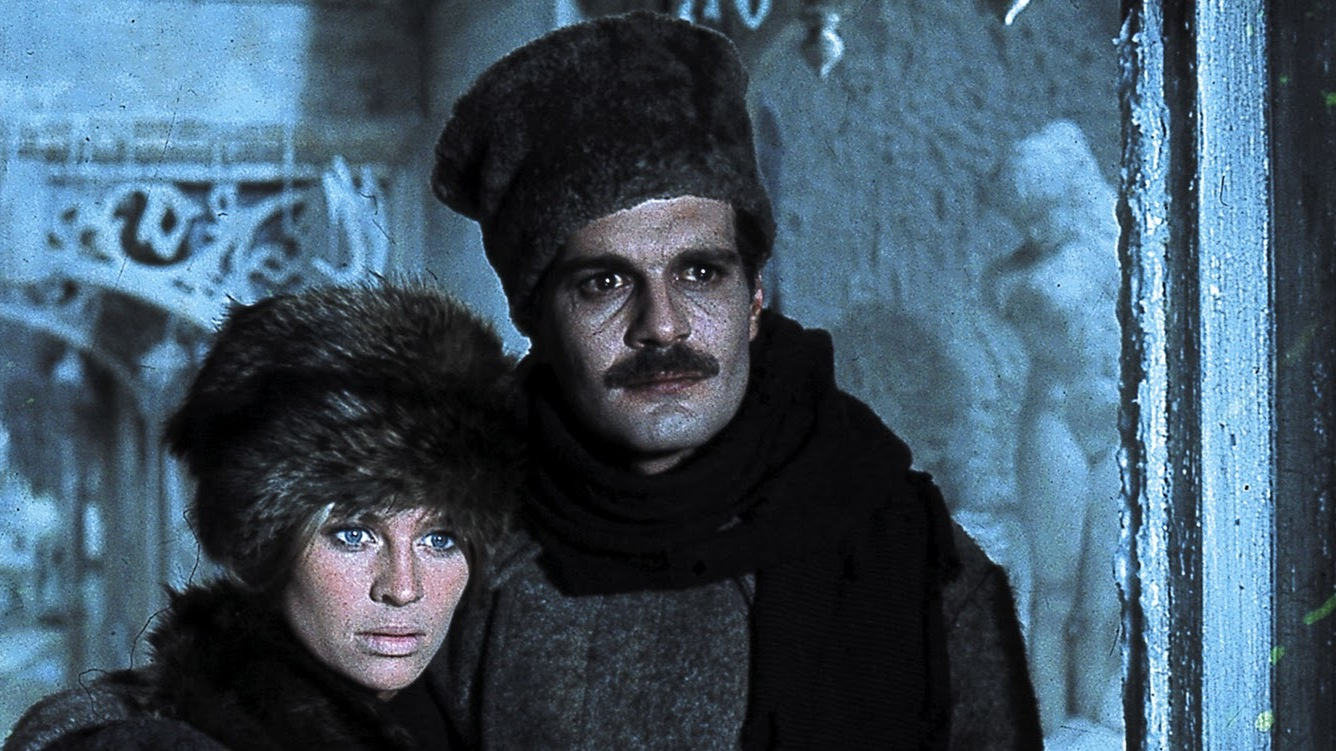 Flashback Friday: 'Doctor Zhivago'